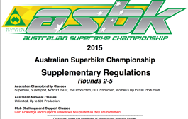 Supp Regs for 2015 ASBK