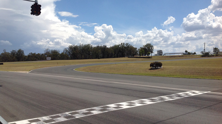Morgan Park primed for ASBK Round 2