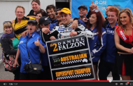 Daniel Falzon's Supersport win in 2013