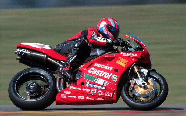 Steve Martin to spearhead ASBK television coverage