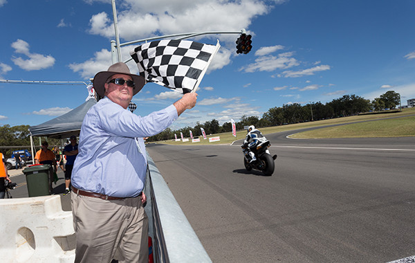 Mayor Blundell hails ASBK as a huge success