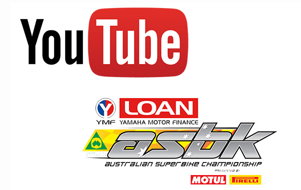 Round 4 of ASBK now on YouTube