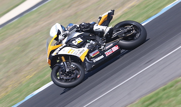 Day two of Australian Superbike Test a great success