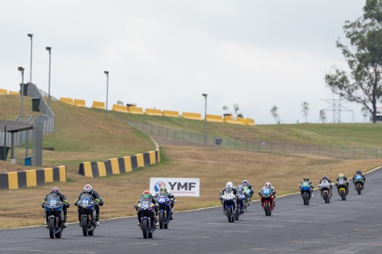 Demmery and Sells take Production class spoils at Round 3 of ASBK