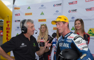 Wayne Maxwell talks after his 2016 ASBK Round 3 win!