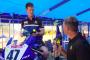 Reaction time training with Yamaha Racing Team's Wayne Maxwell