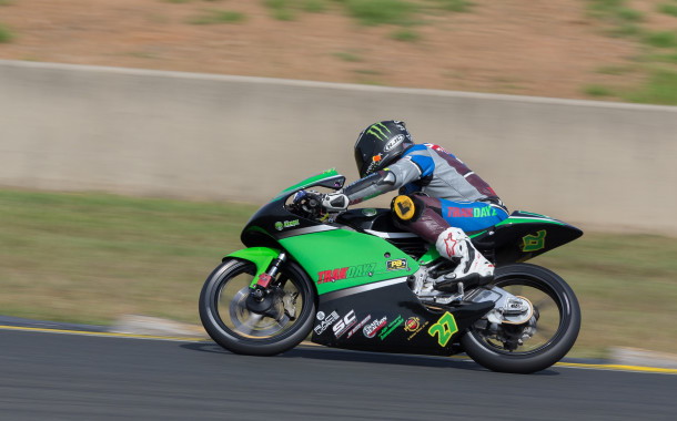 WA round of ASBK, a Keogh family affair!