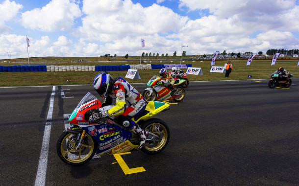 125GP Class Revived from ASBK Round 4
