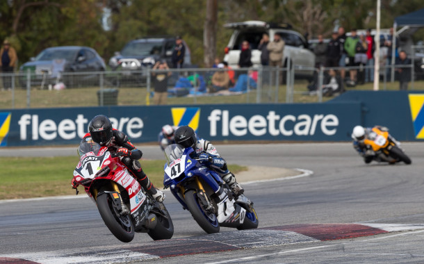 Round four of the ASBK to air on 7Mate TOMORROW!!