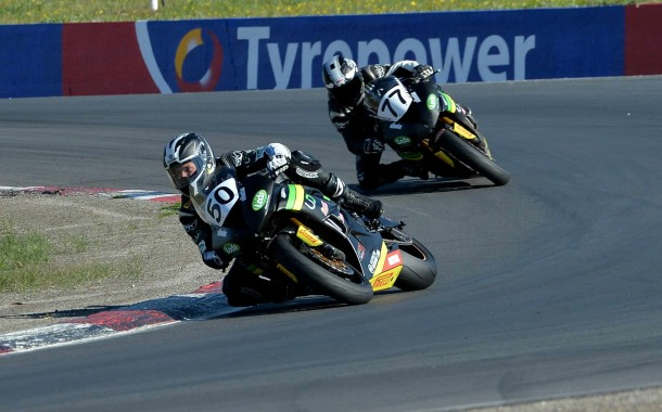 Final ASBK Round looms for Cube Racing at Winton
