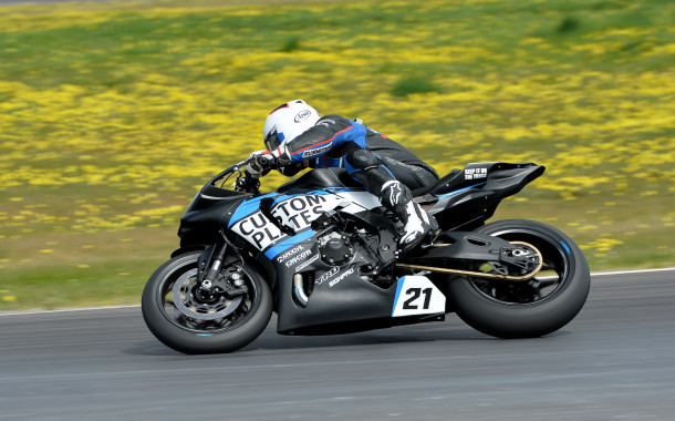 Former champion Josh Waters to make Australian Superbike return this weekend in Winton
