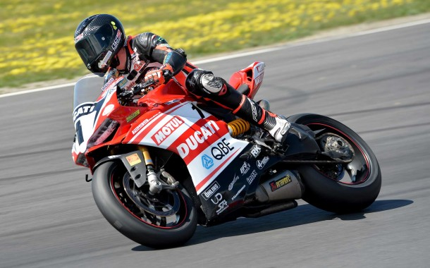 DesmoSport Ducati's Jones set for Winton ASBK finals