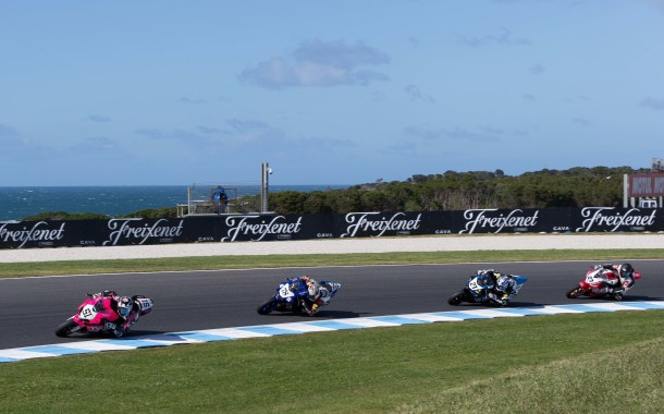 ASBK numbers soar as anticipation builds for Official Test Day