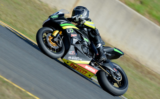 Triple threat for Cube Racing in Grand Prix Supersport races