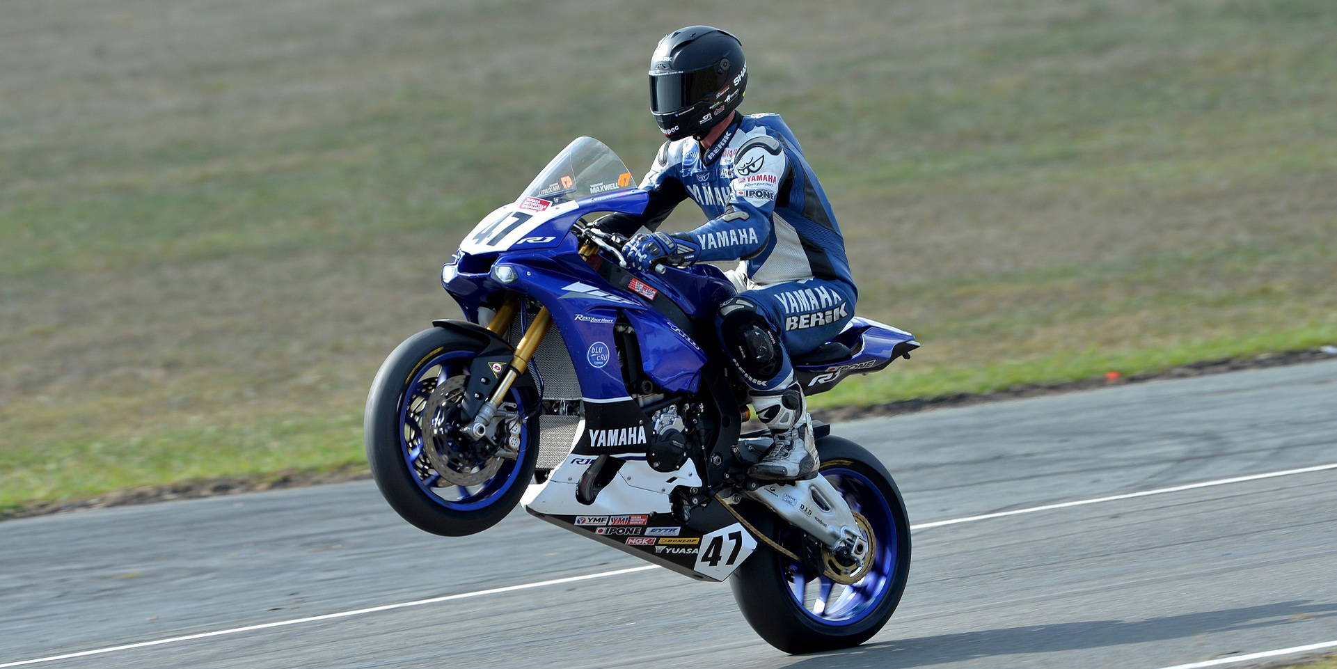 Phillip island sets the stage for yamaha motor finance for Yamaha motor finance