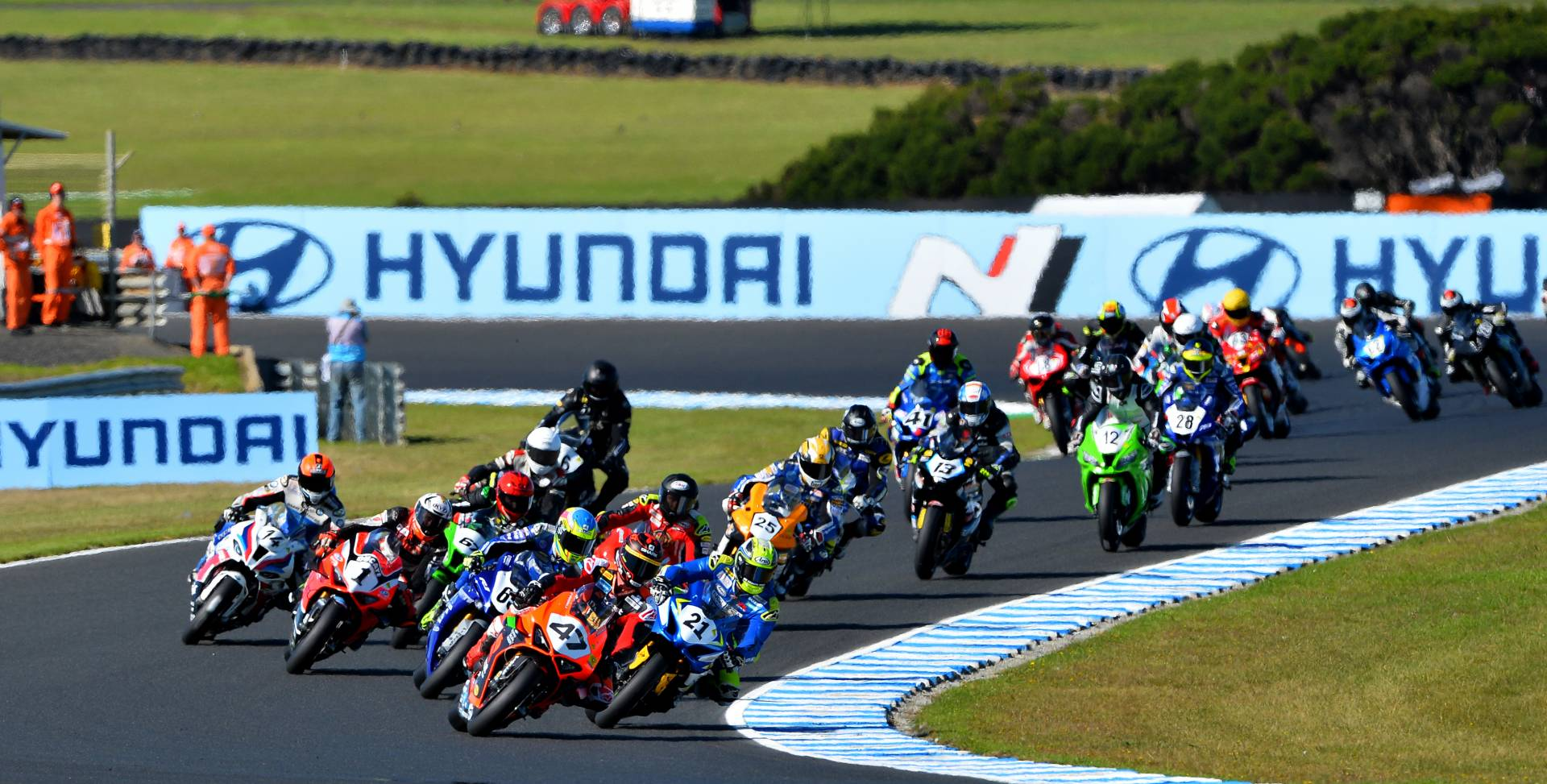 ASBK To Fire Up On The Apple Isle In 2021